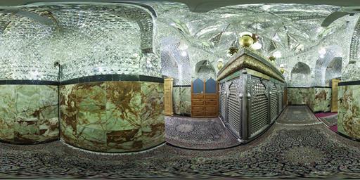 بارگاه حضرت دانیال نبی (ص)